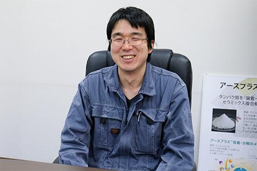 平川 慎治さん